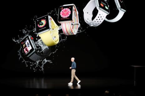 afcbe41f72f Alternativa   Notícias   Tecnologia   Novo Apple Watch pode detectar  problemas cardíacos e chamar ambulância